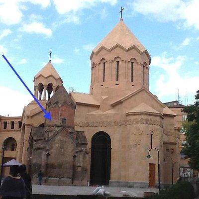 Katoghike Church, Yerevan