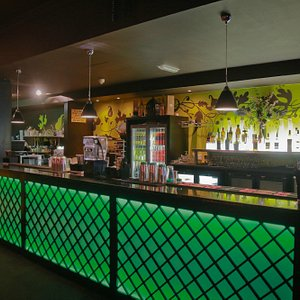 Main Bar Area for Classes
