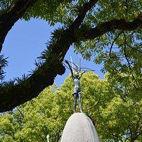 Childrens monument