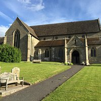 St Mary's Church Pembridge
