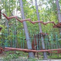 Новый веревочный парк