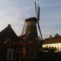 1732 built windmill