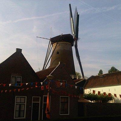 1732 built windmill