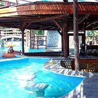 Bar Aqua Water park - Paros