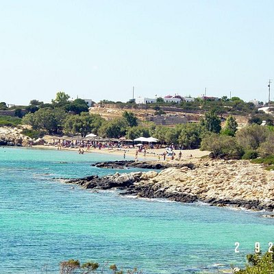 Παραλία Φάραγκας - Πάρος
