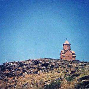 Saint Sarkis Church, Ashtarak, Armenia
