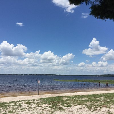 View from Lake Minneola