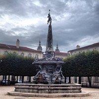 Fontaine Place d'Alliance