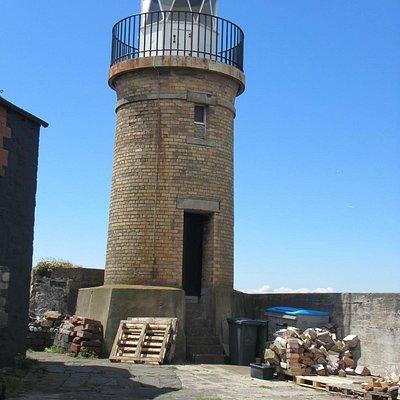 The Lighthouse at Portpatrick