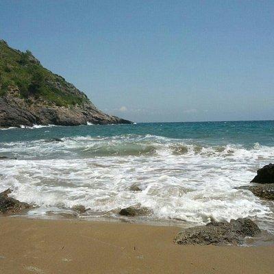 Spiaggia delle viste