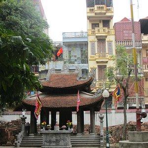 Hai Ba Trung Temple