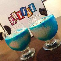 Cookie Monster Shake