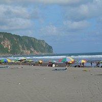 Beach umbrellas for rent