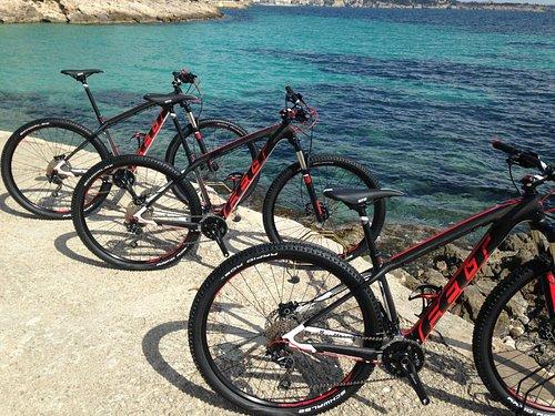 cycling  Fahrradverleih mallorca