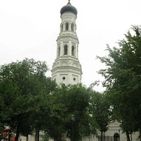 это колокольня Благовещенского монастыря