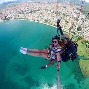 Above Ohrid