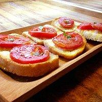 bruschette toscane