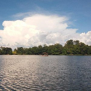 View of Lake Apo