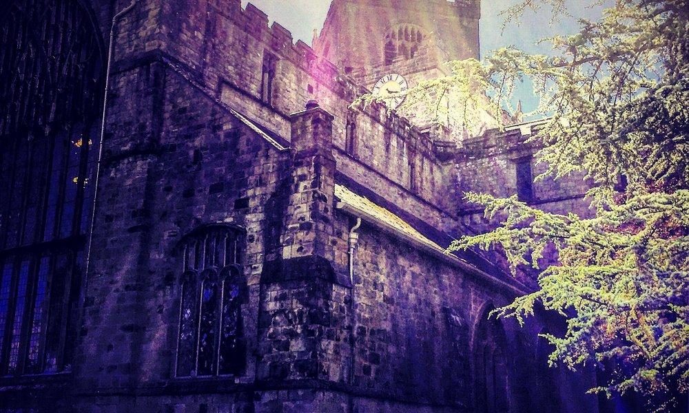 Stunning Priory.