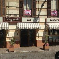 Sigismondi Gelateria Cafe