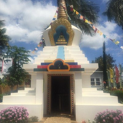 Paia Peace Stupa