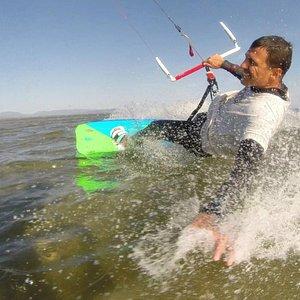 Kitesurfing Sardinia, KiteGeneration