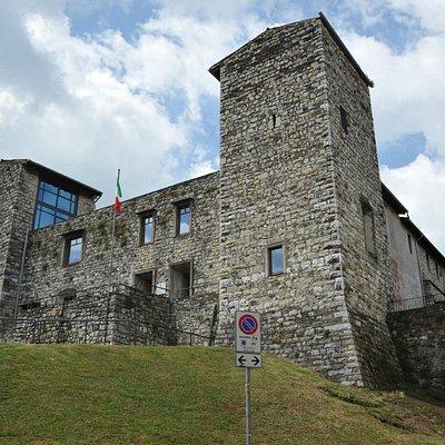Castello Oldofredi - veduta