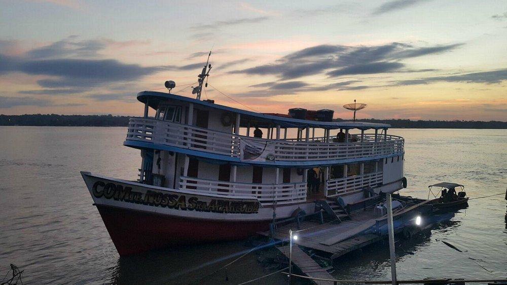Barco Nossa Senhora Aparecida