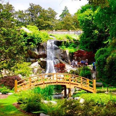 非常棒的公園,綠樹與藍天的絕佳欣賞地,絕對值得去