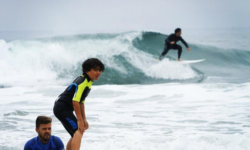 Build a foundation in order to progress to the next level in surfing.