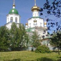 Храм в честь Благовещения Пресвятой Богородицы