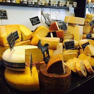 Amazing cheese!