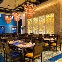 Don Luis Restaurant inside