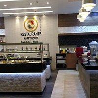 Restaurante Happy House