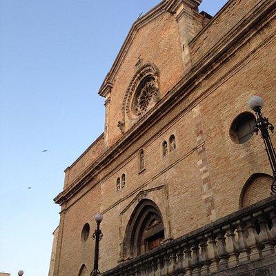 Vista esterna del Duomo
