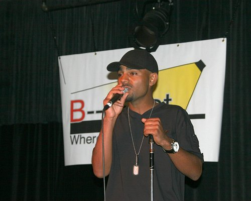 Creole Gallery used to have a Comedy Show
