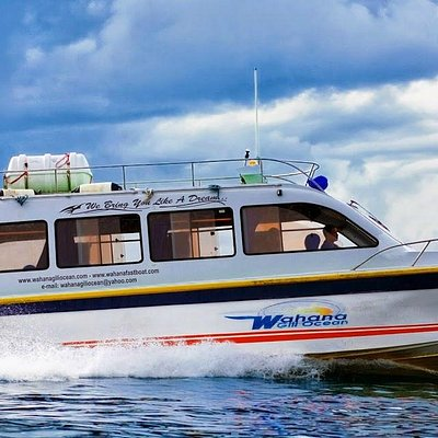 High Speed Boat To Gili