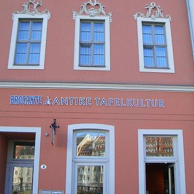 Brocante Antike Tafelkultur, Landhausstrasse 4, Dresden