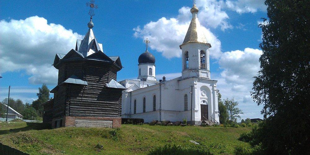 Храм в Левоче