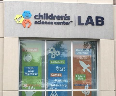 Northern Virginia's only interactive hands-on learning museum.