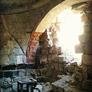 Inside the Ashtarak Old Bathhouse