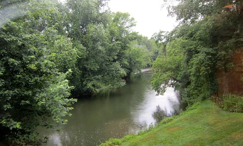 View from Brandywine River Museum