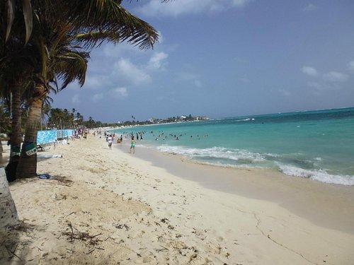 Playa Spratt Bight San Andrés