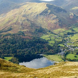 View from Place Fell