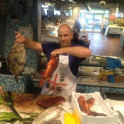 Solo pesce freschissimo