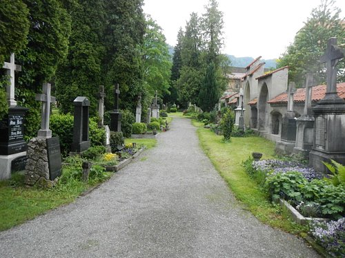 View cemetery