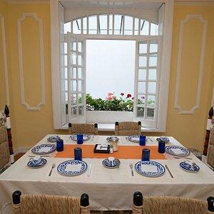 Meeting Room at the Hotel Casa Gonzalez