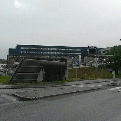 Dora 1 & 2 U-Boat Bunkers, Trondheim, Norway