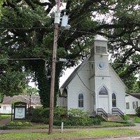 St. Francisville United Methodist Church, St. Francisville, LA, May 2015