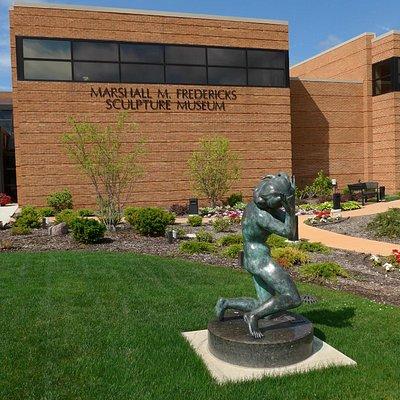 Marshall M. Fredericks Sculpture Museum